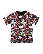 Parish - Geometric All Over Print Tee (4-7)-2623146