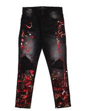 Jordan Craig - Paint Splatter Jeans (8-18)-2605577