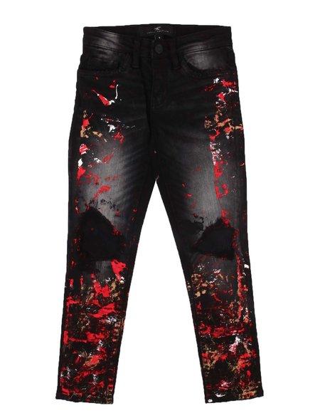 Jordan Craig - Paint Splatter Jeans (8-18)