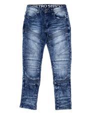 Jeans - Moto Jeans w/Gel Injection (8-18)-2607561