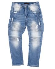 Jeans - Moto Stretch Jeans (8-18)-2612779