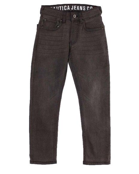 Nautica - 5 Pocket Stretch Jeans (8-20)