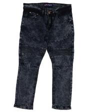 Phat Farm - Skinny Stretch Cut & Sew Moto Jeans (8-18)-2605605