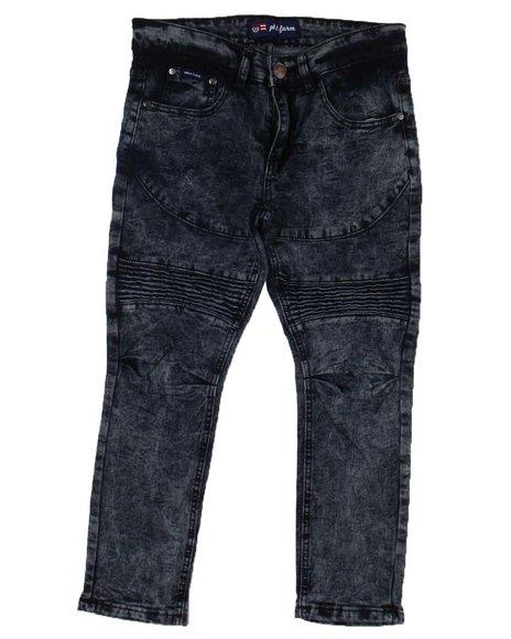 Phat Farm - Skinny Stretch Cut & Sew Moto Jeans (8-18)