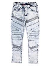 Jeans - Moto Jeans w/Gel Injection (8-18)-2607554