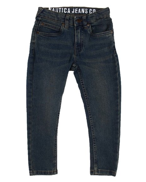 Nautica - 5 Pocket Skinny Jeans (4-7)