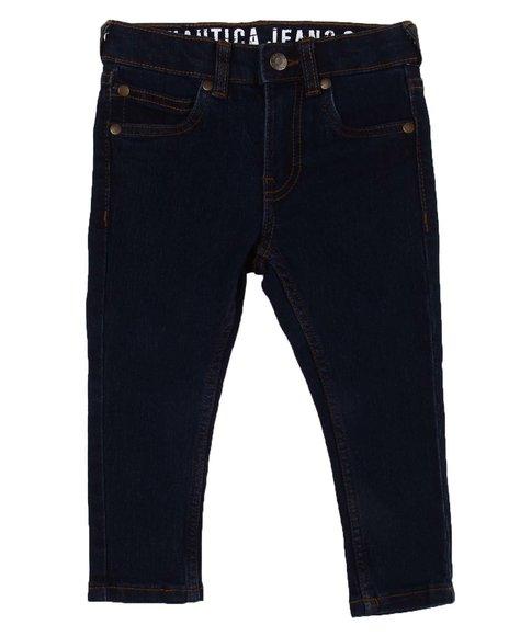 Nautica - 5 Pocket Skinny Stretch Jeans (2T-4T)