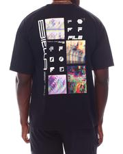 Fila - Glitch Oversized Tee-2623861