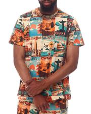 Born Fly - BOMBAY ALL OVER PRINT TEE-2624672