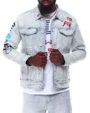 Born Fly - TWITTER DENIM JACKET-2624754