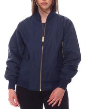 Outerwear - Rothco Lightweight MA-1 Flight Jacket (Plus Size)-2612804