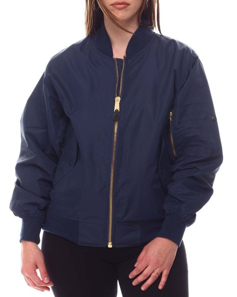 Rothco - Rothco Lightweight MA-1 Flight Jacket (Plus Size)