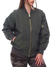 Outerwear - Rothco Lightweight MA-1 Flight Jacket-2612865