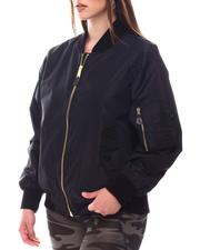 Outerwear - Rothco Lightweight MA-1 Flight Jacket (Plus Size)-2612892