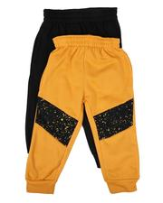 Boys - 2 Pack Jogger Pants (2T-4T)-2624888