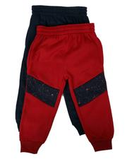 Boys - 2 Pack Jogger Pants (2T-4T)-2624912