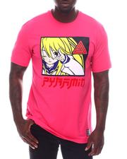Black Pyramid - Anime School Girl Tee-2626670
