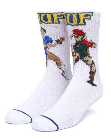 HUF - Chun-Li & Cammy Socks
