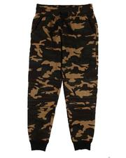 Boys - Quilted Knit Joggers (4-7)-2610799