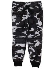 Boys - Quilted Knit Joggers (2T-4T)-2610807