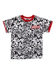 Boys - All Over Print Ringer Tee (8-18)-2610980