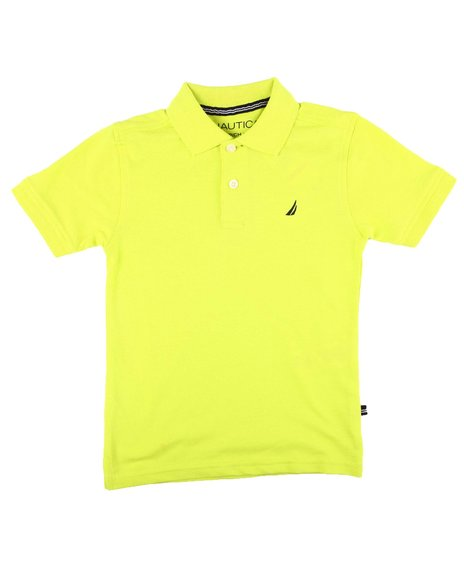 Nautica - Anchor Polo Shirt (8-20)