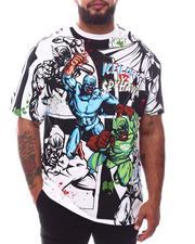 Akademiks - Superhero T-Shirt (B&T)-2621965