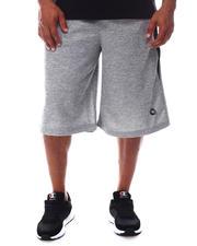 Akademiks - Tech Fleece Shorts (B&T)-2626160
