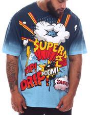 Akademiks - Cloud Comic Graphic T-Shirt (B&T)-2621942