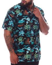 LRG - UNDERWATER WOVEN Shirt (B&T)-2622525