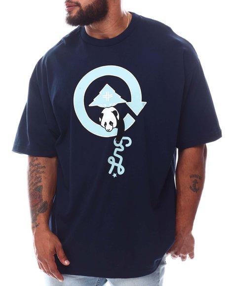 LRG - Panda Script Grab T-Shirt (B&T)