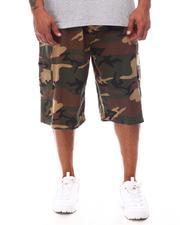 Akademiks - Pull On Cargo Shorts (B&T)-2626363