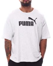 Puma - ESS Heather T-Shirt (B&T)-2626325
