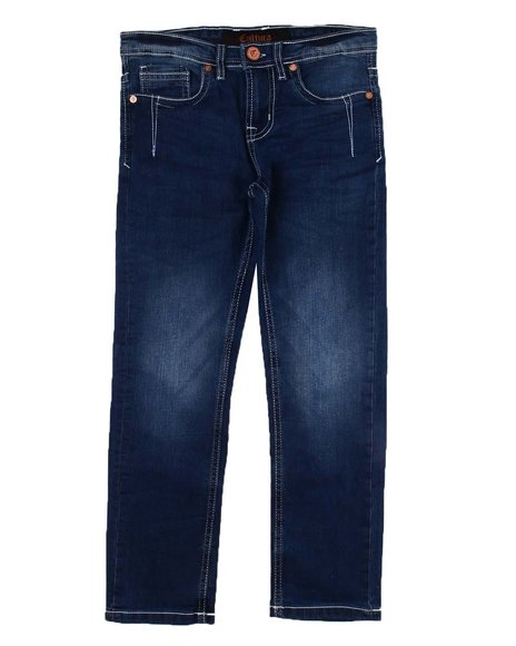 Arcade Styles - 5 Pocket Stretch Jeans (8-18)