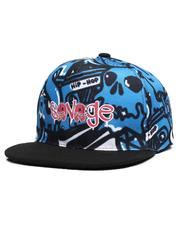 Hats - Savage Snapback Hat-2624990