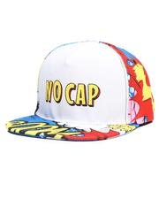 Hats - No Cap Snapback Hat-2625079