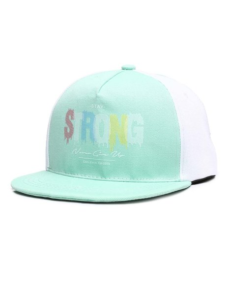 Buyers Picks - Stay Strong Snapback Hat