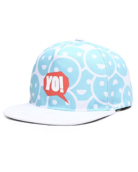 Buyers Picks - Yo! Snapback Hat
