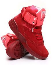EWING - Ewing 33 Hi Red Sneakers-2623048