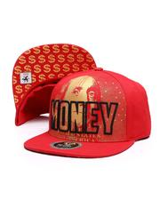 Hats - Money Snapback Hat-2624953
