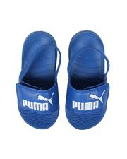 Puma - Popcat 20 Backstrap Slides (5-10)-2627623