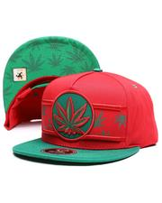 Hats - Marijuana Snapback Hat-2624952