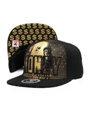 Hats - Money Snapback Hat-2624977