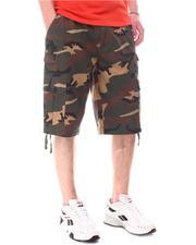Akademiks - Cargo Shorts w Belt-2626651
