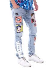 Jeans & Pants - Comic Book Icon Jean-2626726