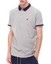 Superdry - SPORTSTYLE TWIN TIPPED POLO-2626920