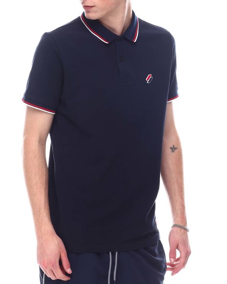 Superdry - SPORTSTYLE TWIN TIPPED POLO