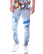 Jeans & Pants - Brush Stroke Stretch Jean-2627171