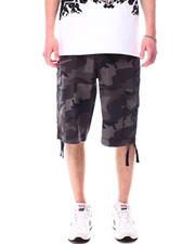 Akademiks - Cargo Shorts w Belt-2626619