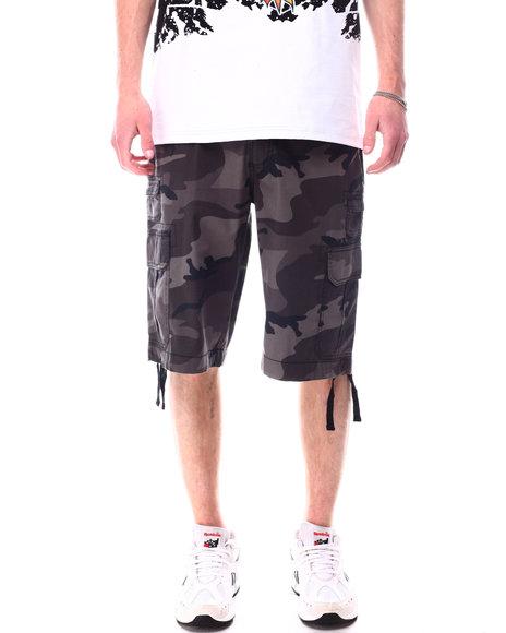 Akademiks - Cargo Shorts w Belt